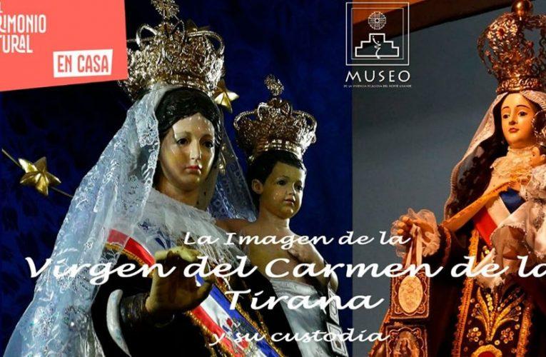 MUSEO DE LA VIVENCIA RELIGIOSA INVITA A VIVIR EL DÍA DEL PATRIMONIO CULTURAL EN CASA