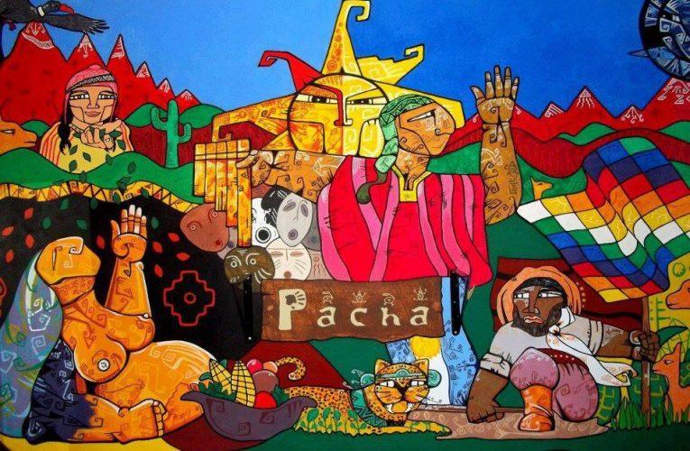 1 de agosto los pueblos indígenas festejan y conmemoran día de la pachamama